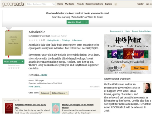 Goodreads_Adorkable