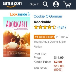 Adorkable Best Seller